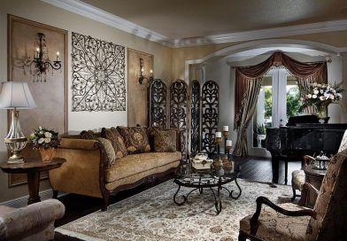 25 ідей дизайн вітальні в вікторіанському стилі