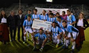 Racing 2-1 Olimpo (Prensa Copa Argentina)