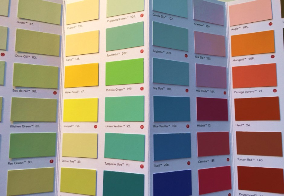 How To Choose Colours Like An Interior Designer