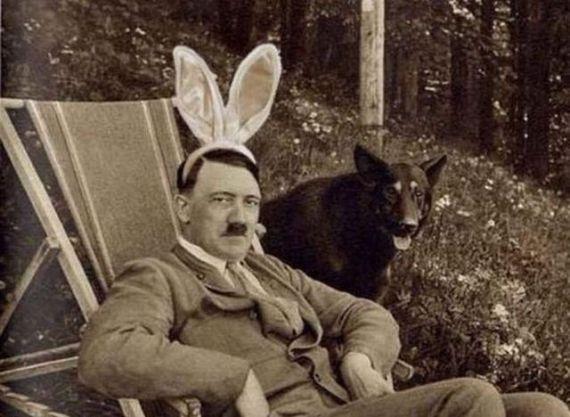 Resultado de imagen de hitler loco