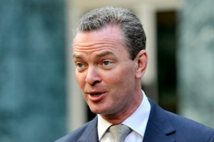 CHRIS PYNE PRESS CONFERENCE