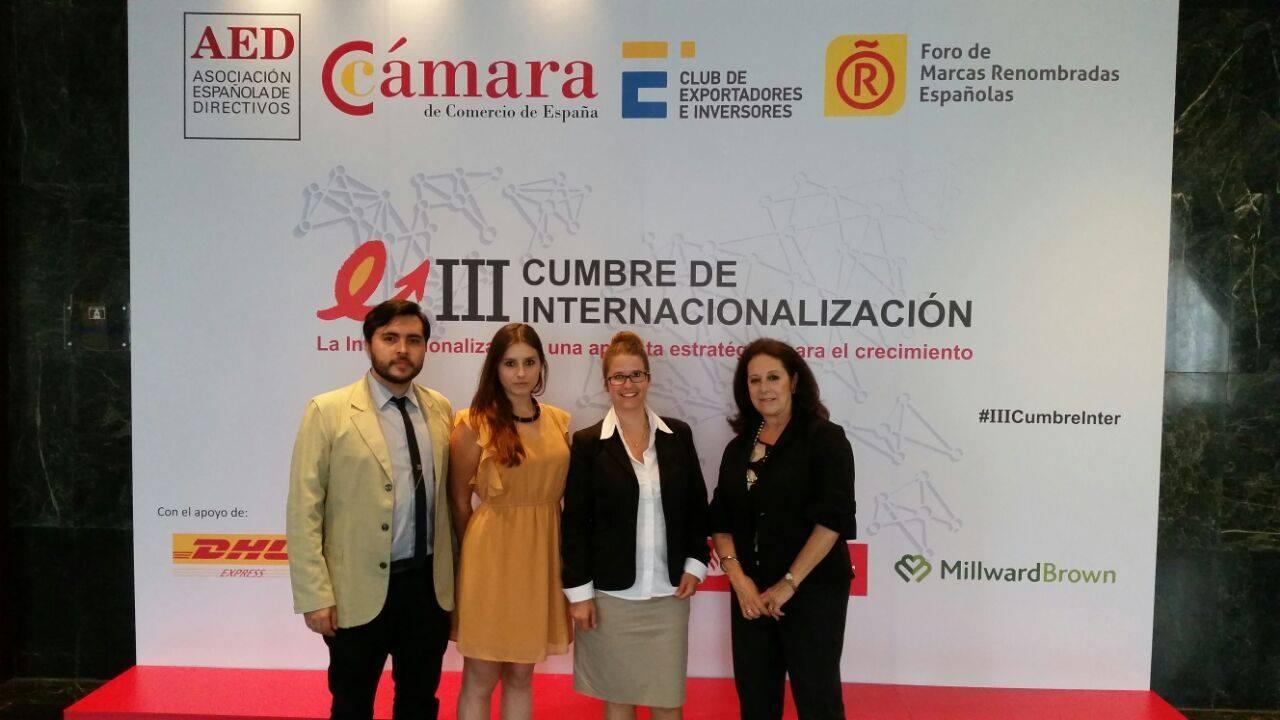 Foto 1(Cumbre de Internacionalización)