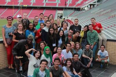 Pre-Arrival & Orientation | International Students and Scholars | University of Arkansas