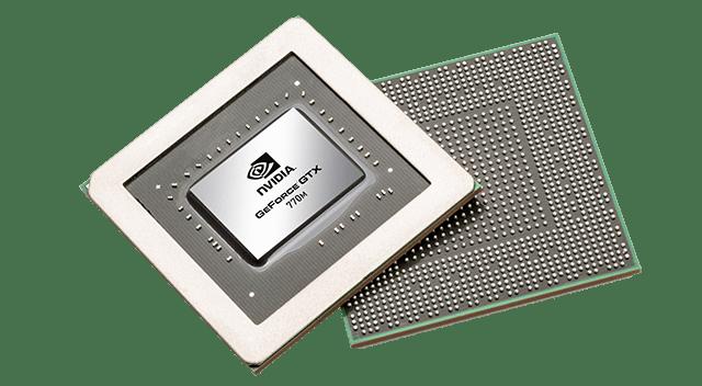 GeForce GTX 770M GPU