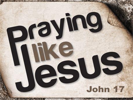 PrayingLikeJesus