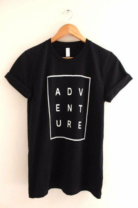 This minimalist T-shirt: