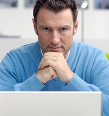 man-computer