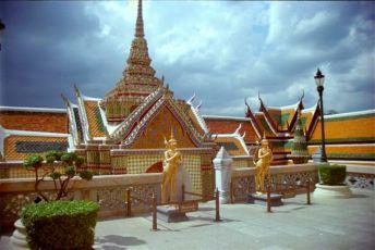 Bangkock-temple
