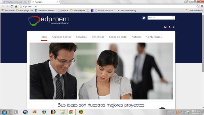 Adproem: Un apoyo al sector financiero, ahora en línea