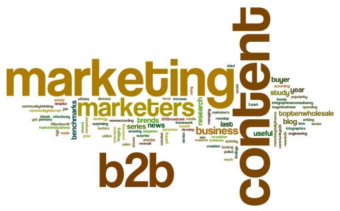 ¿Cuál y cuánto contenido ayuda a las ventas B2B?