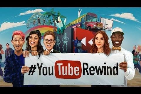 Youtube y los más visto en éste 2015