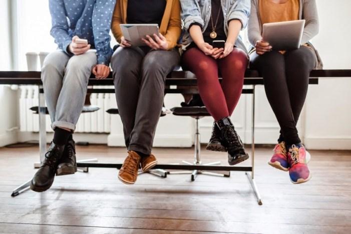 Millennials y aplicaciones: Entre la cantidad y el uso