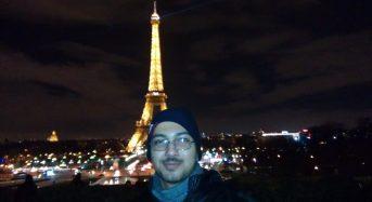 Internship Experience | Anurag Roy | UPMC-Paris | Research internship