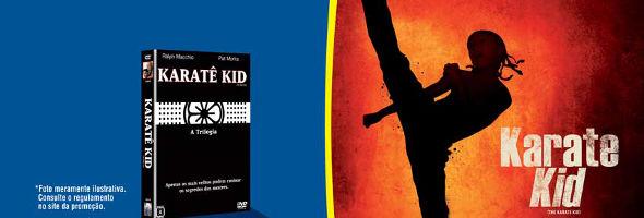 Promoção Karate Kid