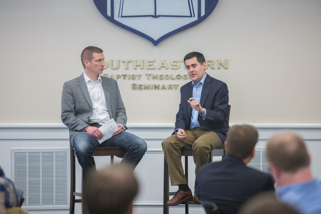"Russell Moore: Why Christians Are a ""Prophetic Minority"""