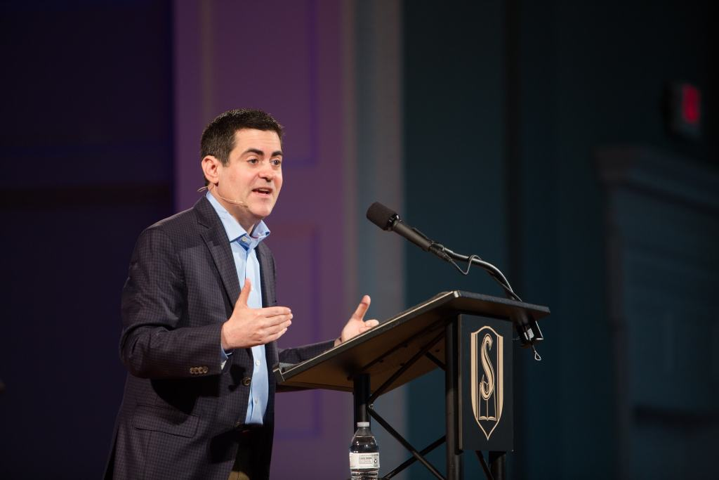 Russell Moore – Onward: Engaging the Culture without Losing the Gospel