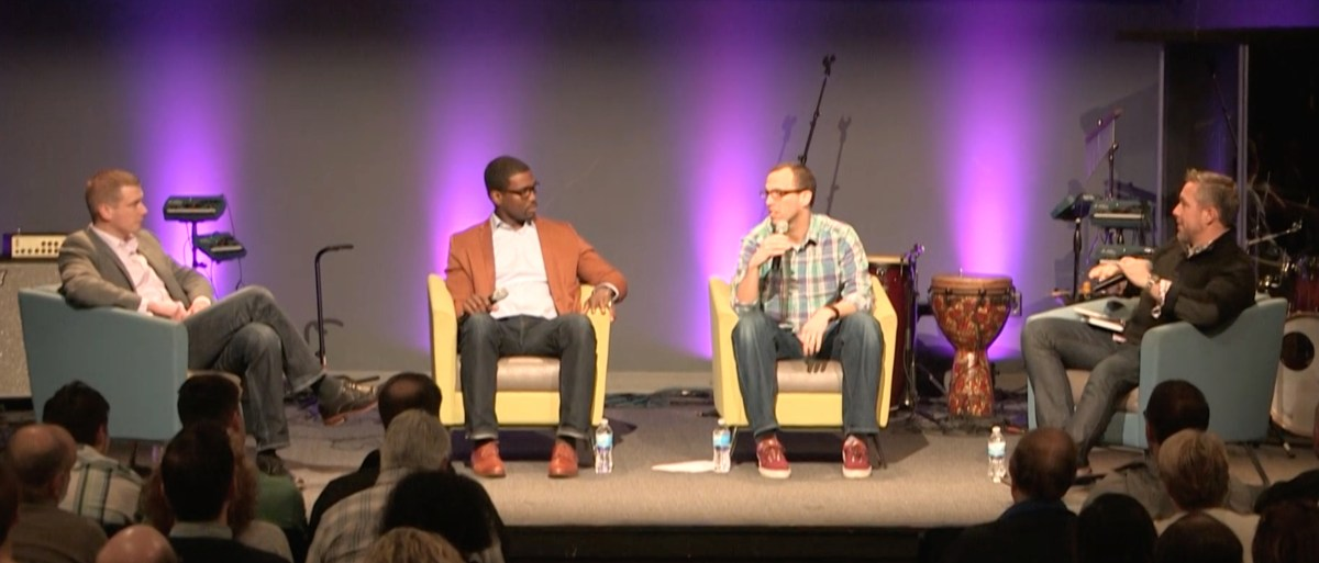 Don't Forget Your Faith on Election Day: A Panel Discussion on the Gospel and Politics