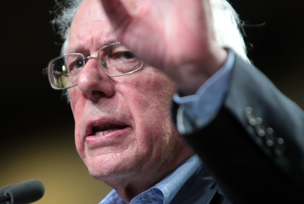 Bernie Sanders and the Offensive Gospel