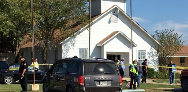 Sutherland Springs: Trusting God in Tragedy