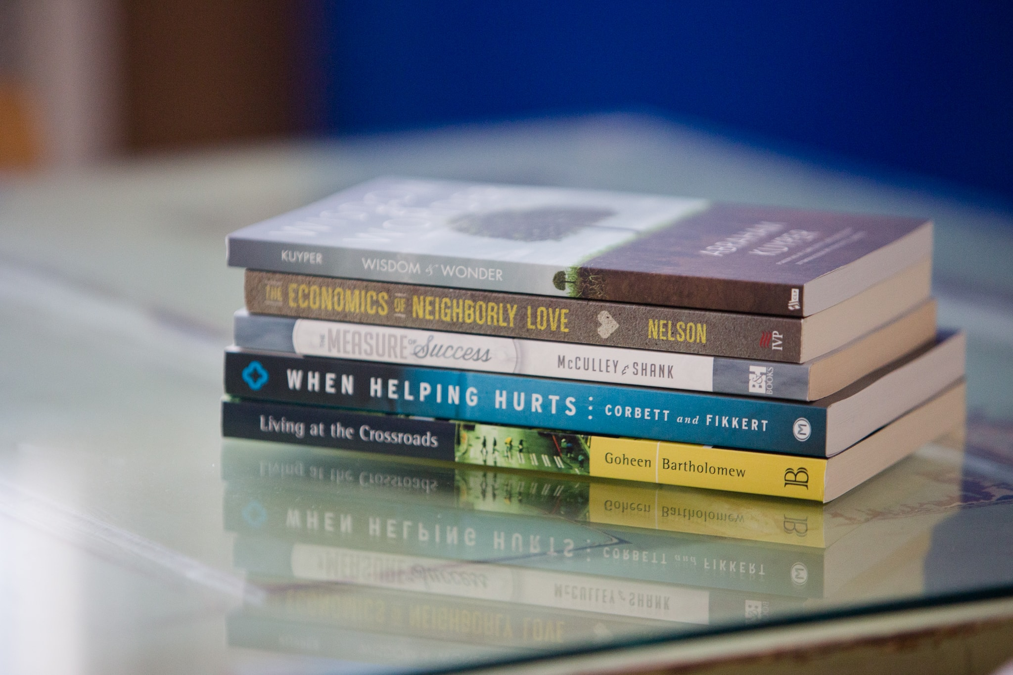 Win free books from Intersect