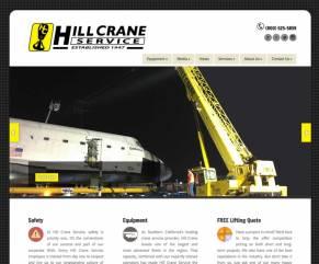 Hill Crane Service