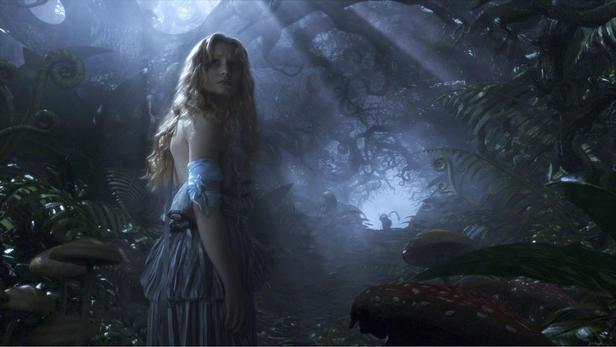 Alice au pays des merveilles (Tim Burton)