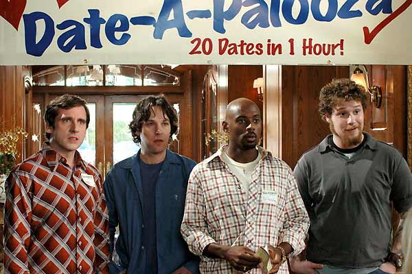 40 ans, toujours puceau (Judd Apatow)