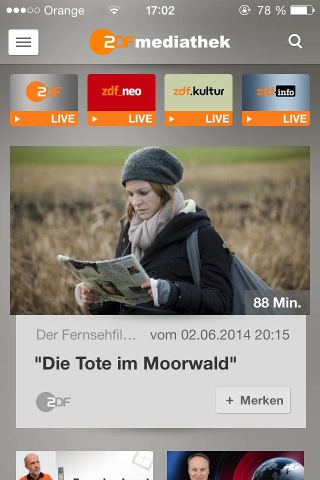 How to unblock and watch ZDF channels online outside Germany   InterVPN Unblock ZDF iOS   Watch Live ZDF iPhone iPad