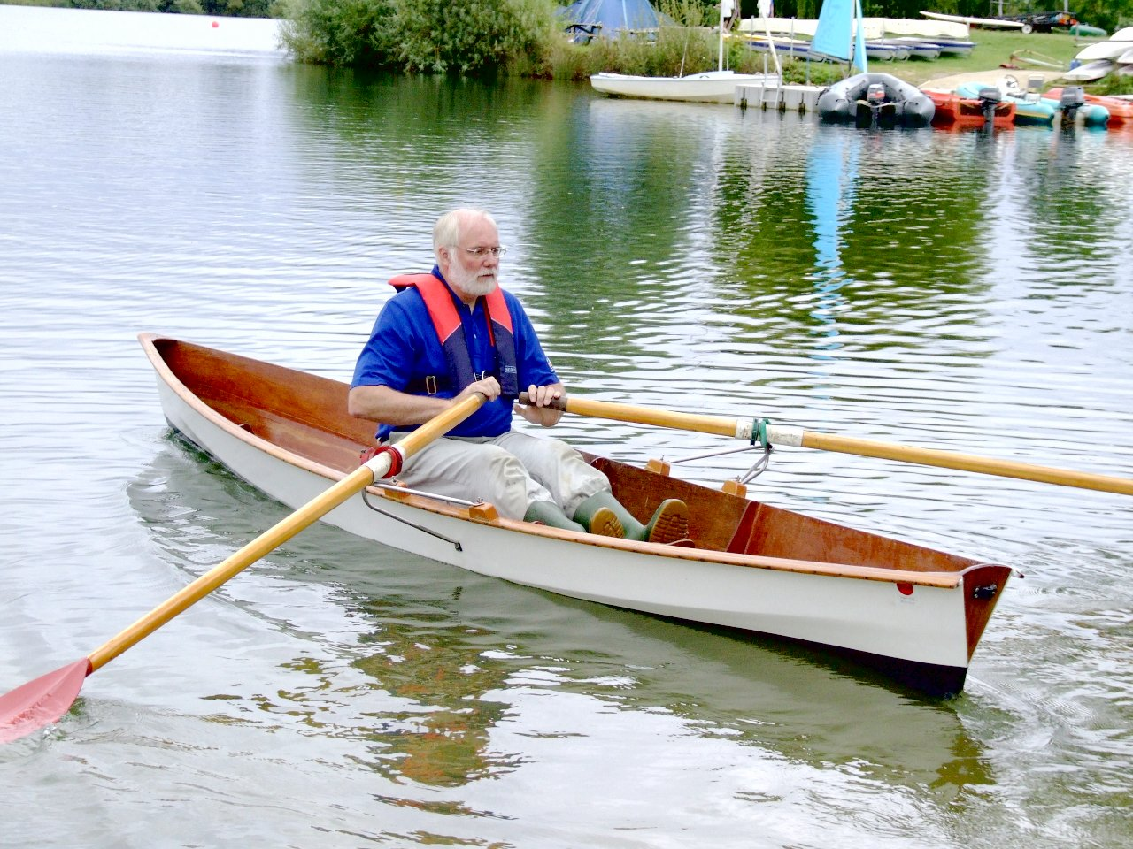 Home Built Boat Regatta meeting 2007 | intheboatshed.net