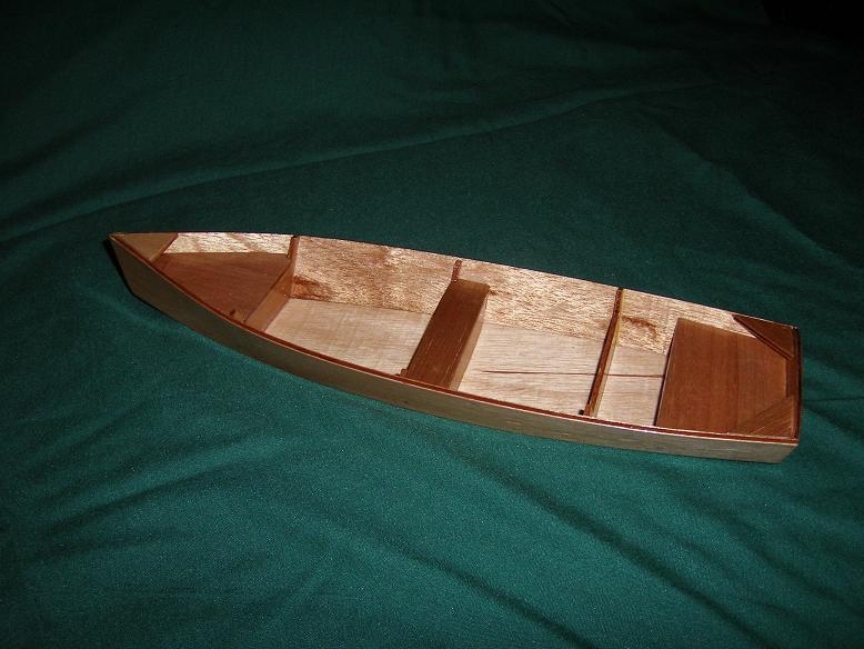 barton skiff boat plans