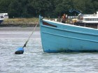 Double ended motor fishing vessel