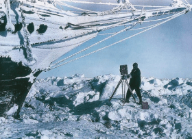Frank Hurley photos from Shackleton expedition