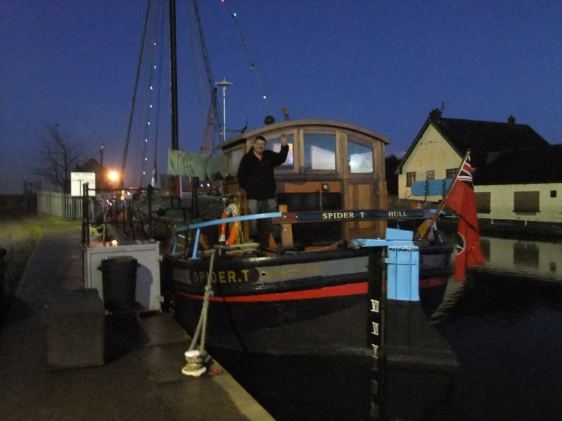 Keadby Lock Alkborough Barton on Humber and Caistor 7