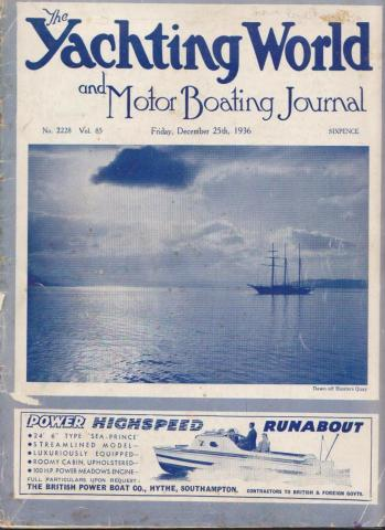 Yachting World 1936