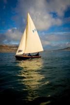 Herreshoff Biscayne Bay sailing skiff ©Jenny Steer Photography Dec 2013 (225)