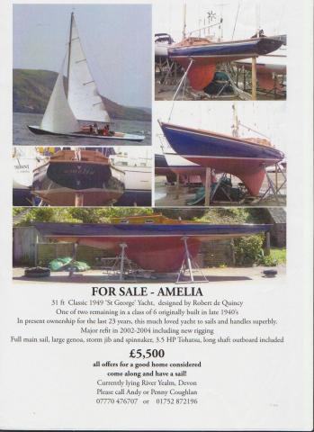 amelia poster