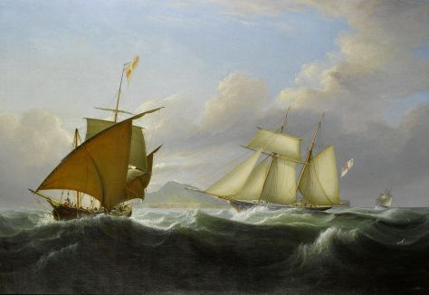 John_Lynn_-_Lord_Belfast's_yacht_Emily