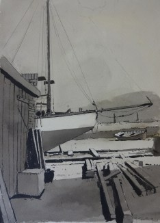21. The Boat Yard