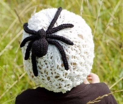 Spider Knitting Pattern : Halloween Knitting Patterns In the Loop Knitting
