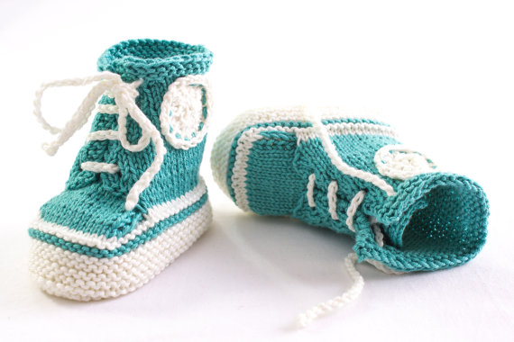 Baby Bootie Knitting Patterns In the Loop Knitting