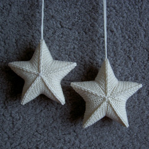 Star Knitting Pattern Free : Star Knitting Patterns In the Loop Knitting