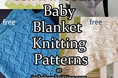 Awww-some Baby Blanket Knitting Patterns