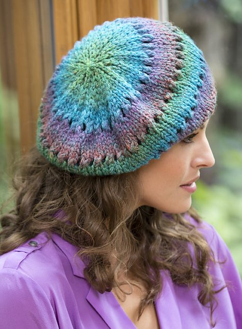 Beret Knitting Patterns In The Loop Knitting