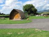 wigwam camping