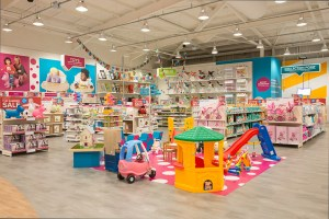hayes kiddicare store and play area
