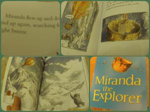 miranda the explorer early reader