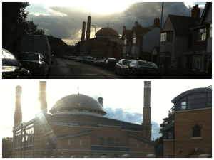 leicster mosque