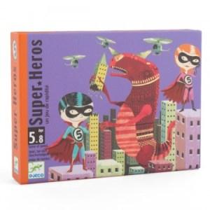 djeco super heroes game