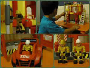 tonka fire engine play set