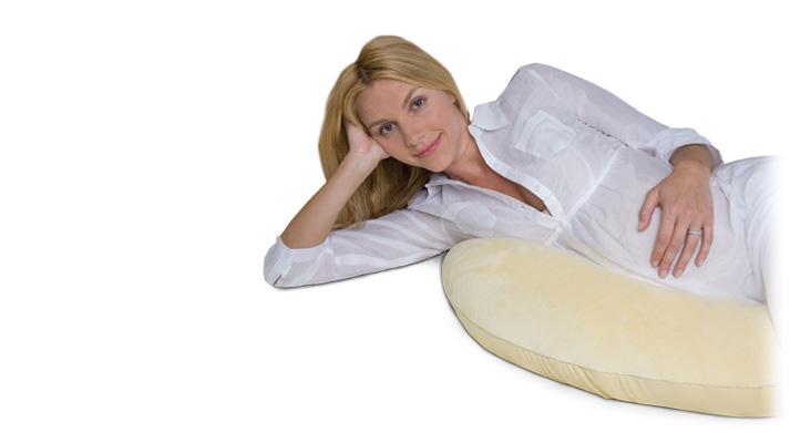 Theraline Plushy Moon Breastfeeding Pillow Giveaway